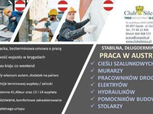 CIEŚLA SZALUNKOWY – Austria, 13 i 14 wypłata