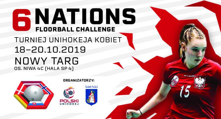 Ogloszenia-Podhale.pl patronem turnieju 6. Narodów w Nowym Targu